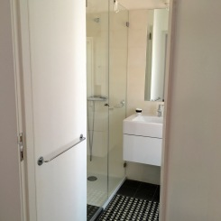 ciment tiles showerroom